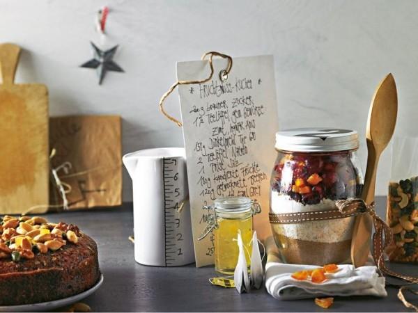 geschenke aus der küche im glas zubereiten