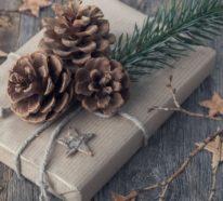 Basteln mit Zapfen – 55 tolle Dekoideen zu Weihnachten