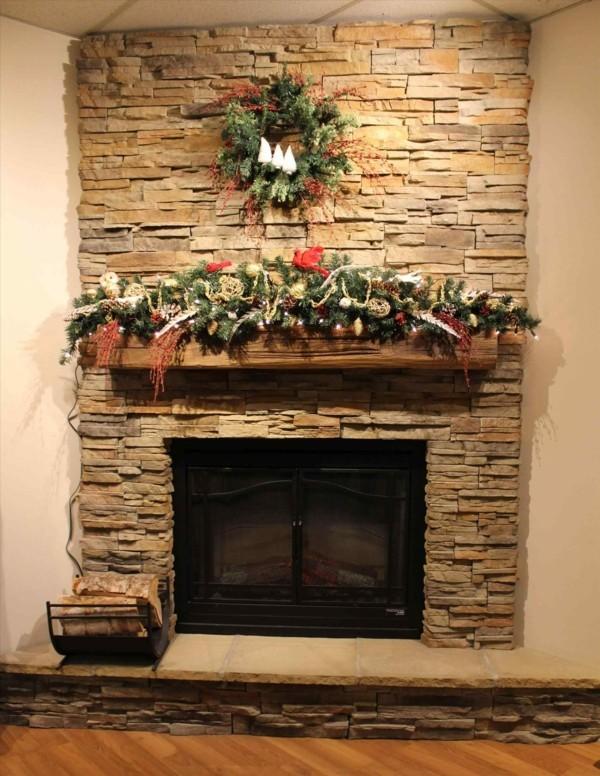 gewände weihnachtskamin weihnachten kamin deko