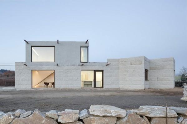 granitplatten wüstenhaus design
