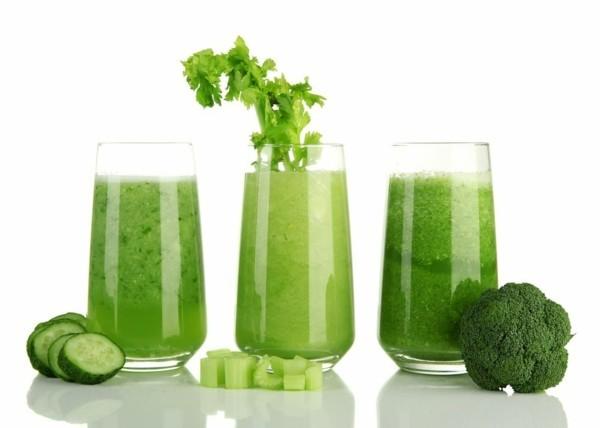 gurke brokkoli smoothies fatburner rezepte