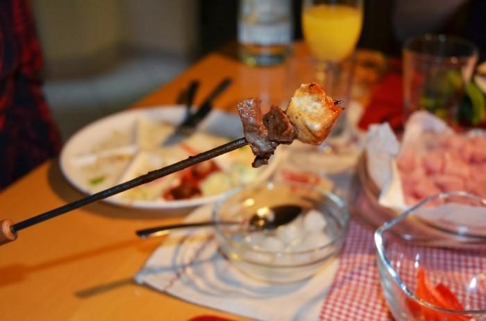 heiligabend essen rezepte fondue