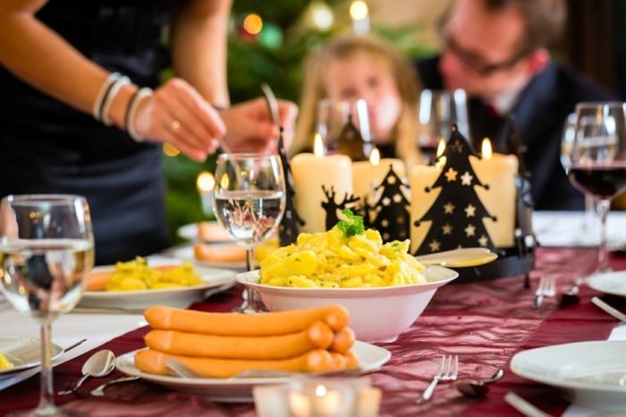 heiligabend essen bockwurst