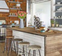 Küche mit Kochinsel – höchst funktional und super modern