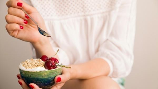 kirschen haferflocken frühstück fatburner rezepte