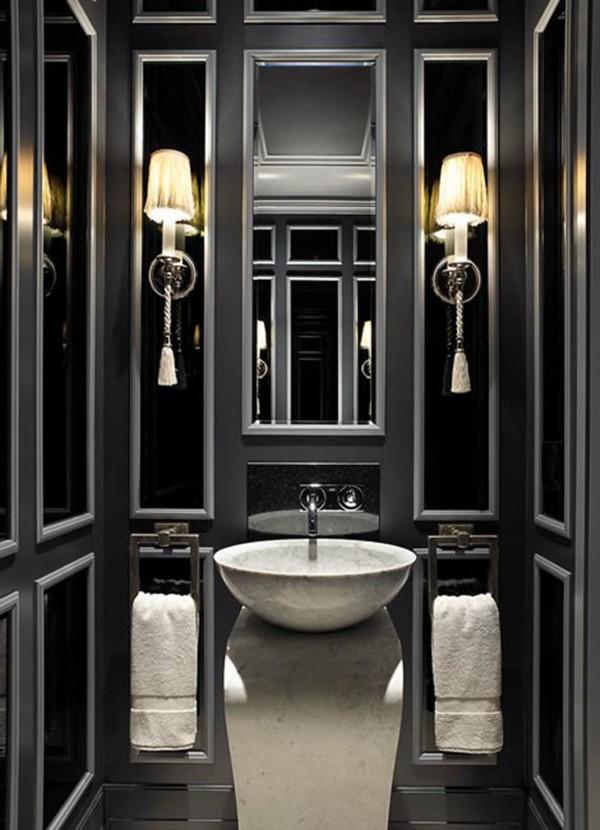 klassische badezimmer ideen