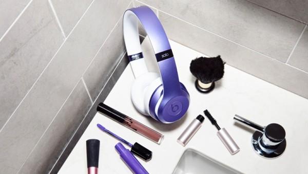 kostmetika kopfhörer ultra violet pantone farbe 2018
