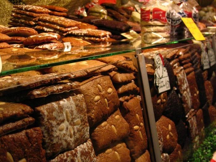 lebkuchenherzen weihnachtsmarkt einstimmung