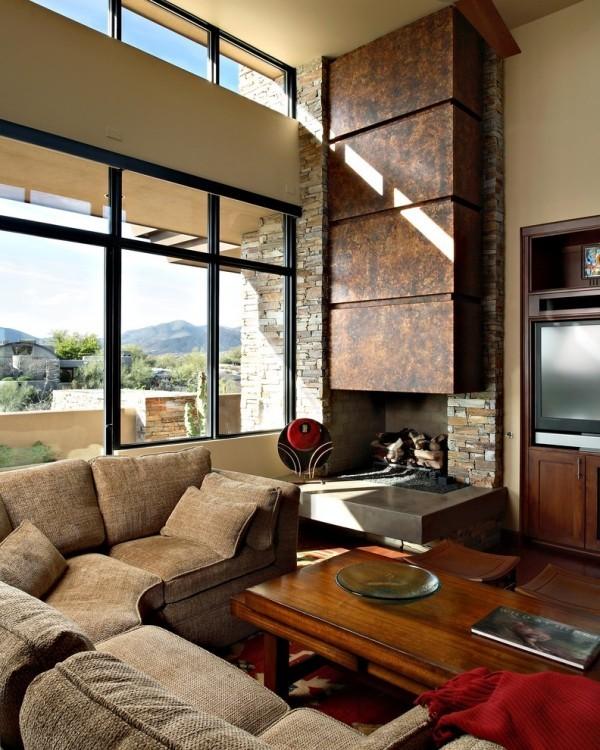 Modern einrichten der patina effekt in der inneneinrichtung for Wohnzimmer accessoires bringen leben ins zimmer