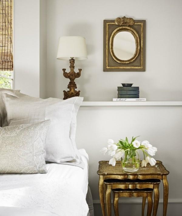 modern einrichten patina effekt wohnideen schlafzimmer