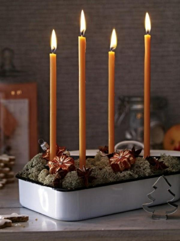 last minute adventskranz selber machen wir haben die l sung. Black Bedroom Furniture Sets. Home Design Ideas