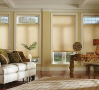 Plissees für Fensterverdunkelung und Fensterschmuck – 34 frische Ideen für Fenster