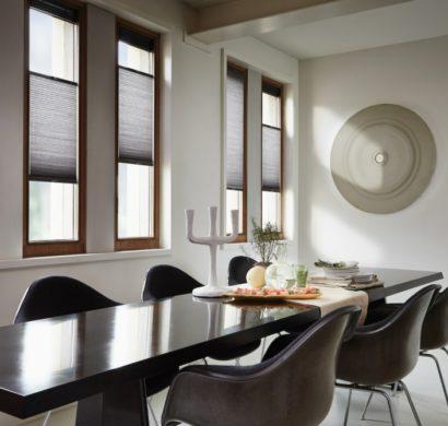 plissees f r fensterverdunkelung und fensterschmuck 34. Black Bedroom Furniture Sets. Home Design Ideas