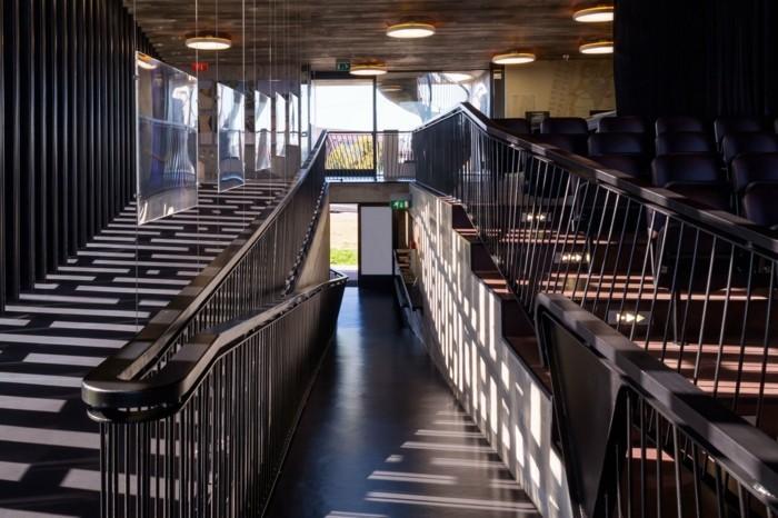 schöne Treppen moderne Architektur