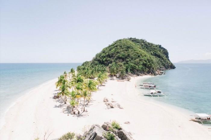 schönste Stadt auf den Philippinen