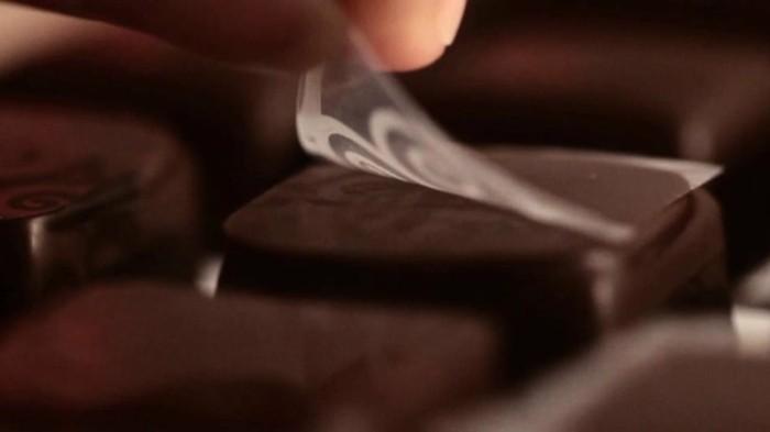 schkoladentafel gestalten endschliff