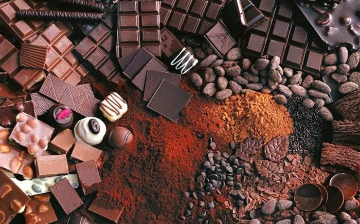 schkoladentafel gestalten geschnk selber machen mit liebe gewuerze