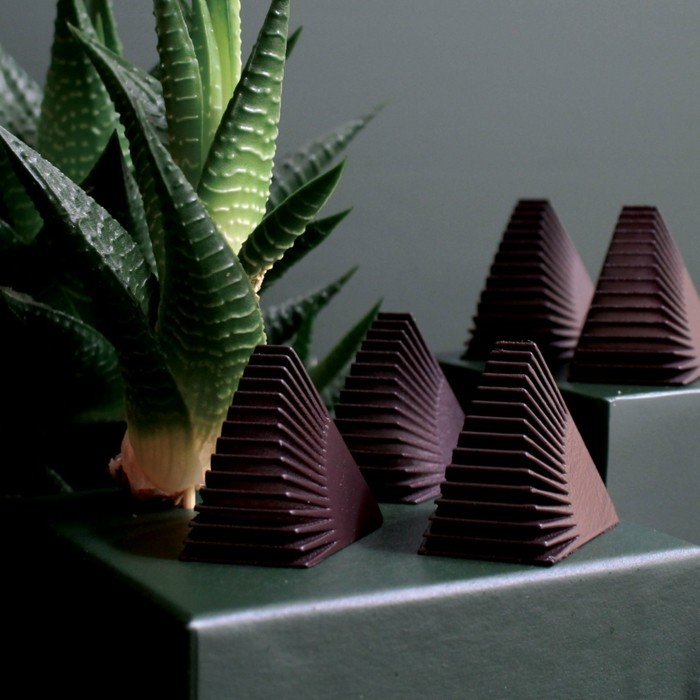 schkoladentafel gestalten kunstvoll geschenk selber machen