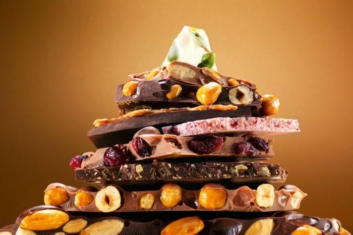 schokoladentafel gestalten lecker