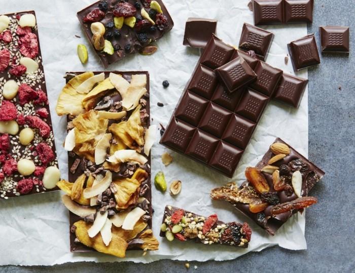 schokoladentafel gestalten