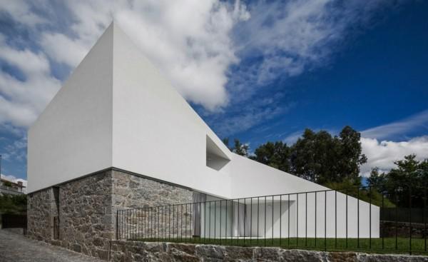 stein und granitplatten modernes hausdesign