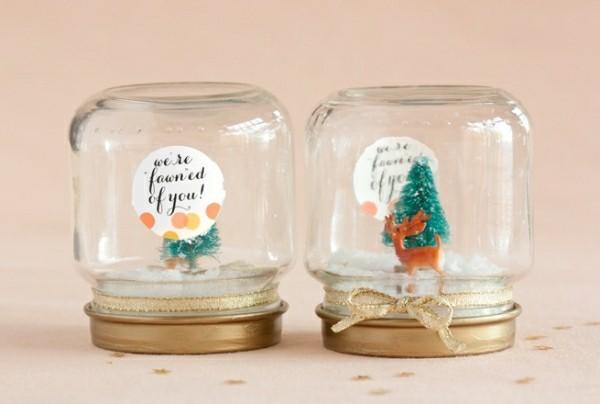 tannenbaumfiguren geschenke aus dem glas weohnachtsgeschenke