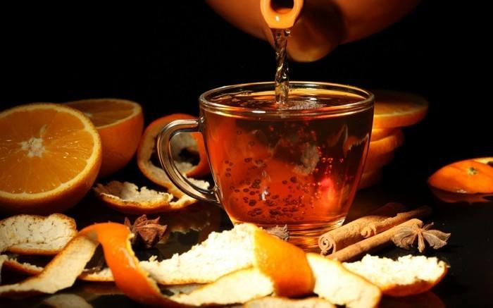 tee geschenke glas tee