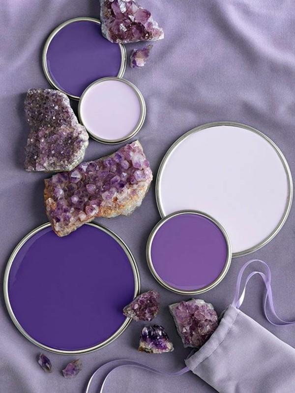 ultra violet pantone farbe des jahres 2018