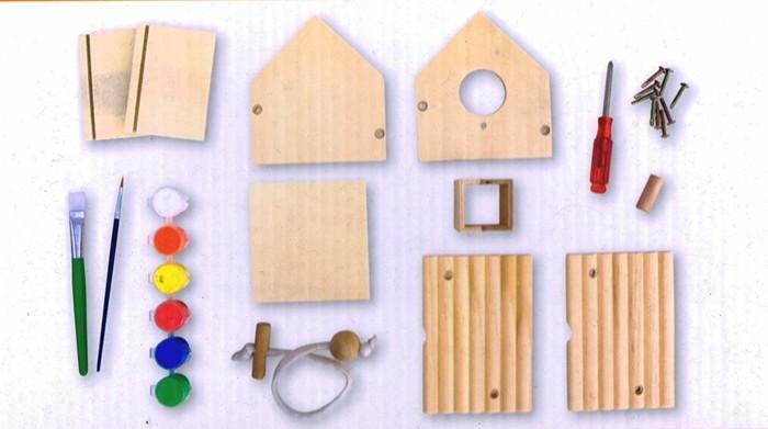 Vogelfutterhaus selber bauen und was dabei zu beachten ist - Vogelfutterhaus bausatz ...