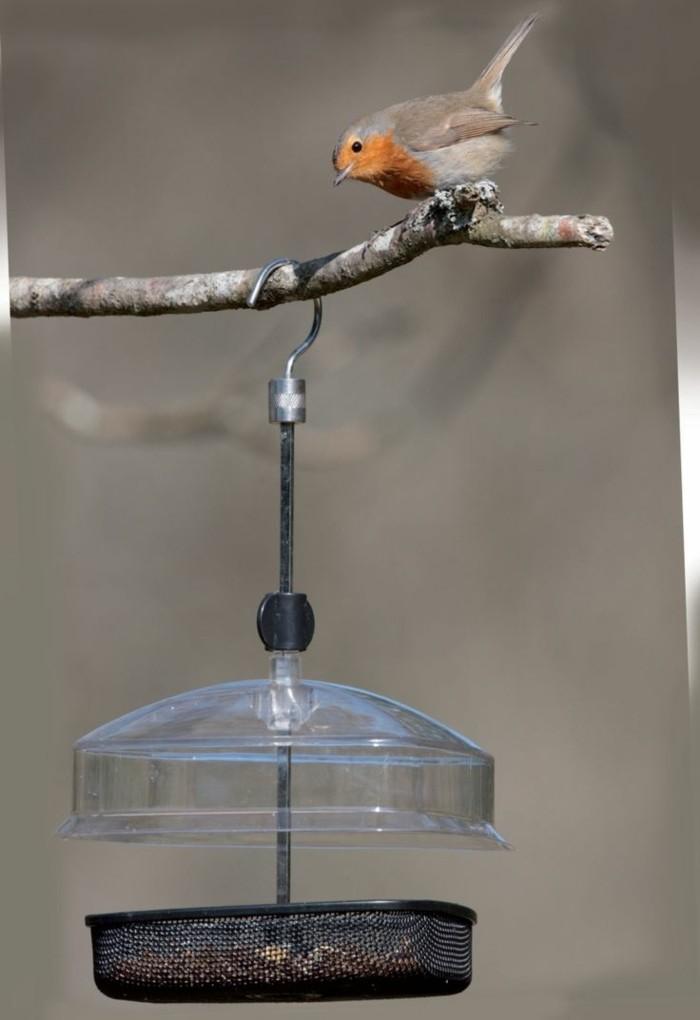 vogelfutterhaus selber bauen mit liebe