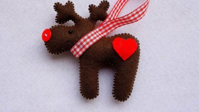 Weihnachtsdeko N 228 Hen 40 Niedliche Bastelideen Zum Bewundern