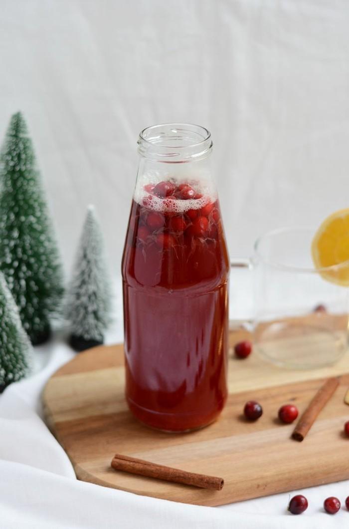 weihnachtspunsch flasche