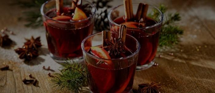 weihnachtspunsch weihnachtsbowle sternanis