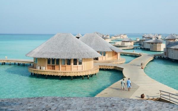 wunderschöner Urlaub Malediven