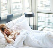 Besser schlafen nachts? Ja, mit ein paar gut erprobten Tipps!