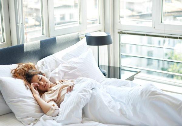 Besser schlafen gut erholt in den Tag starten Wunsch Millionen Menschen weltweit
