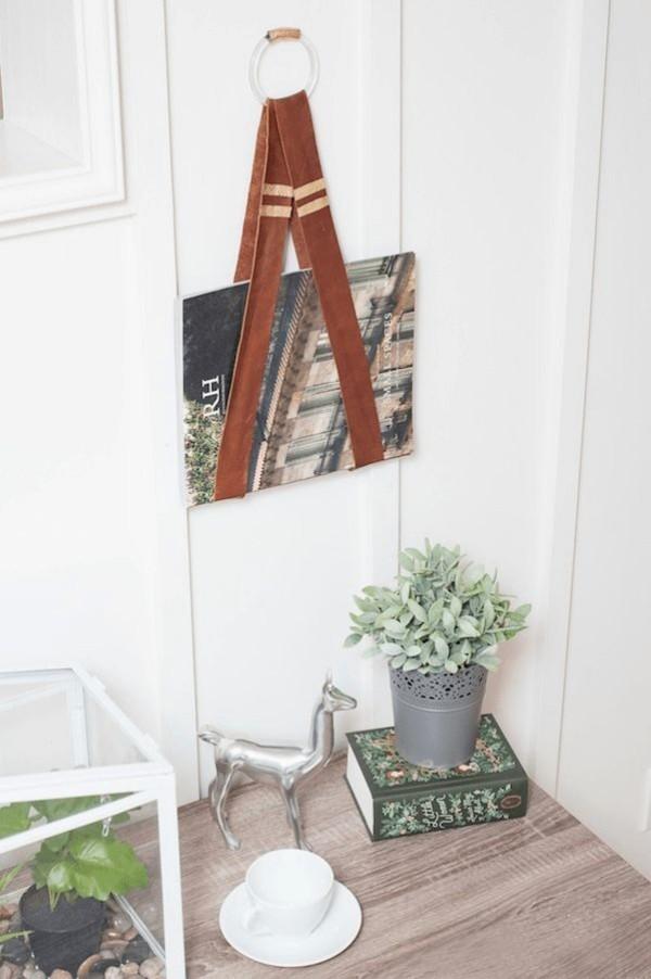 DIY Deko tolle Tasche