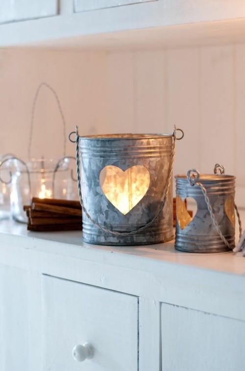 DIY valentinstag beleuchtung