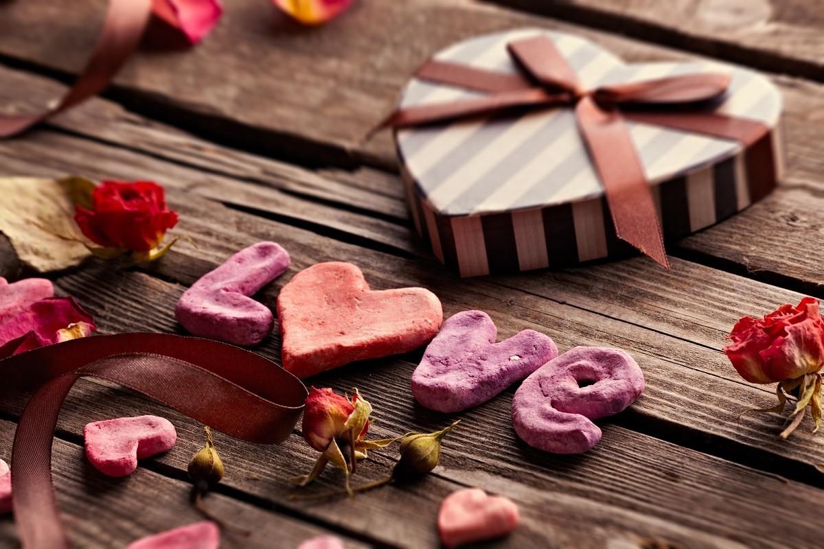 Den Romantischen Diy Valentinstag Vorbereiten Fresh
