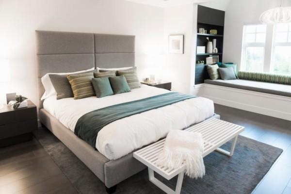 Feng Shui Schlafzimmer hormonisches Design