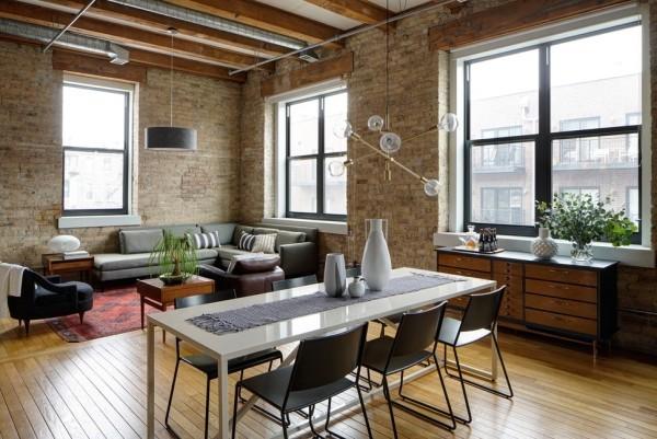 Küchen Ideen essbereich einrichten offener wohnplan