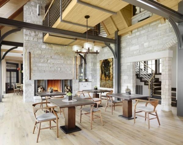 Küchen Ideen essbereich ideen industrieller stil