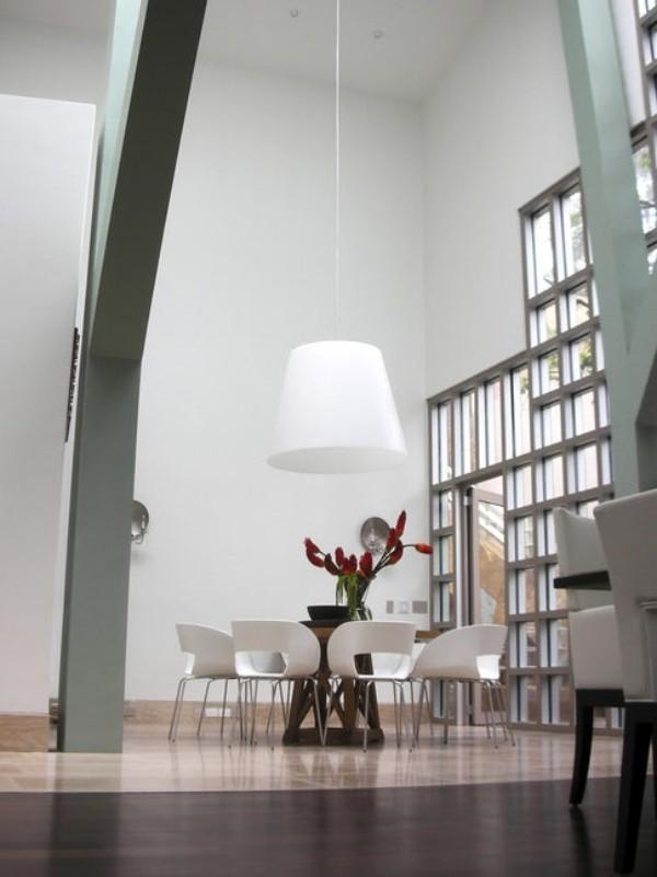 45 esszimmer und k chen ideen mit industriellem touch. Black Bedroom Furniture Sets. Home Design Ideas
