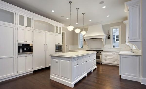 Küchen Modern Weiß Küche