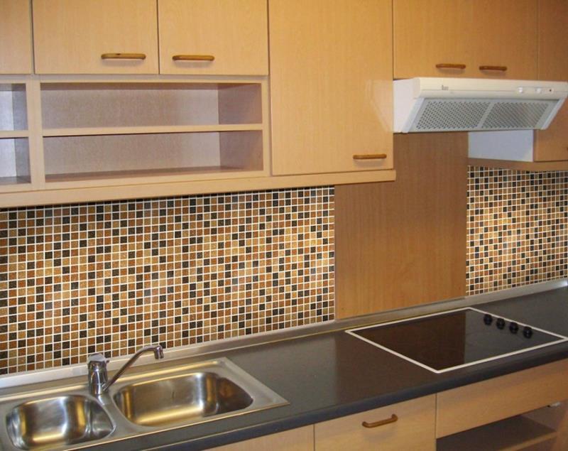 Küchenrückwand Mosaik