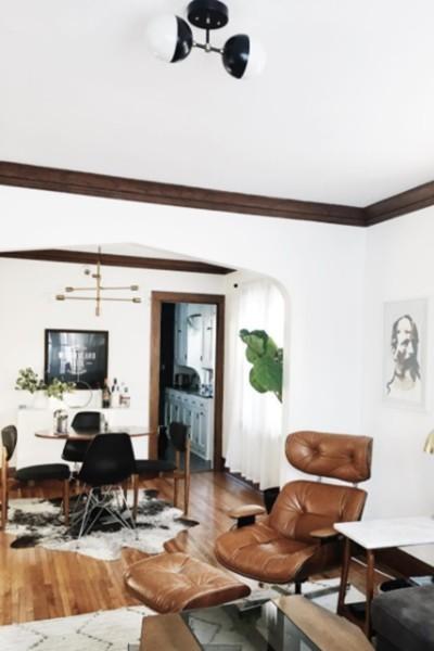 Möbel Eames Sessel