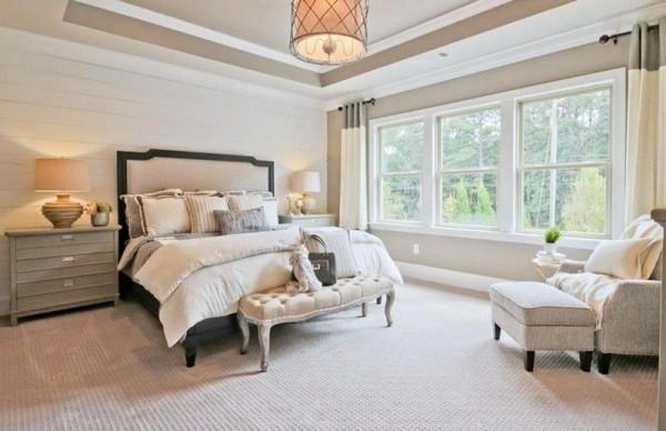 Bemerkenswerte Schlafzimmer Ideen Für Gemütlichkeit Und Opulenz Im Ganz  Privaten Raum ...