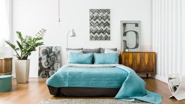 Schlafzimmer Ideen Eklektik