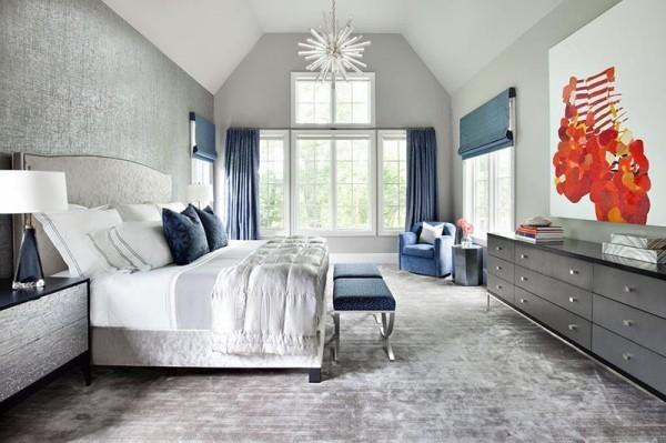 Bemerkenswerte Schlafzimmer Ideen für Gemütlichkeit und Opulenz im ...