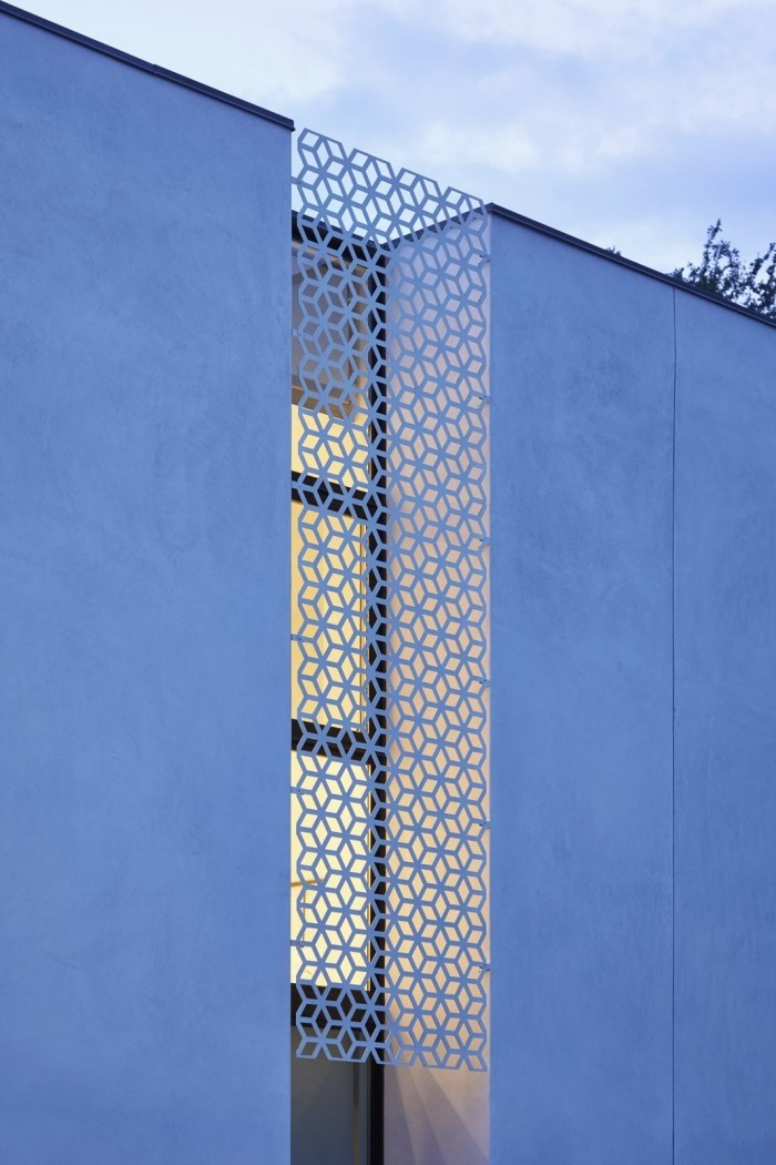 Traumhaus fassadengestaltung andere farben